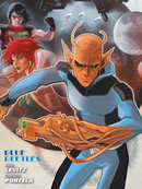 新52超级英雄军团漫画